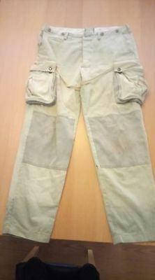 Ww2 US Army M42 101st Airborne Reinfoced repro Jump Trousers