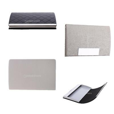 Business Card Holder Credict Card ID Card Storae Case Pocket Size Unisex