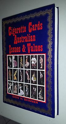 1983 Renniks book Cigarette Card catalogue Australian cards 245 pages VG Cond