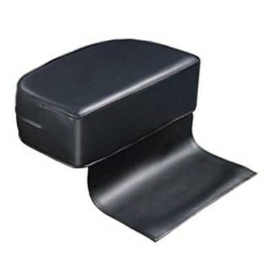 Child Chair Seat Booster Cushion Barber Soft Extra Thick Hairdressing Black NEW