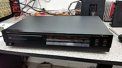 Nakamichi OMS-1 16Bit CD Player - Fully Serviced