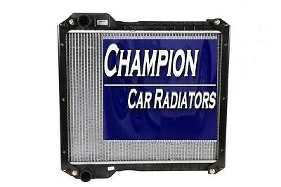 Brand New Jcb 2Cx/2Cxl/2Cxs/2Cxsl/2Cx-Sm Radiator 2 Year Warranty