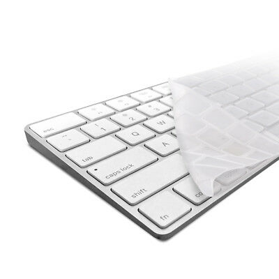 Schutzhülle Tastatur für Apple Magic Keyboard Transparent Keyboard Skin Hülle