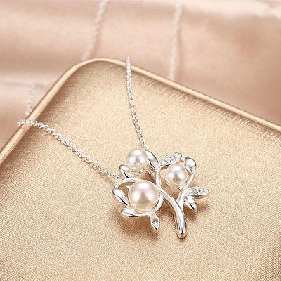 Hot Fashion Jewelry Wholesale Solid 925 silver Charms Chain Necklace Pendant