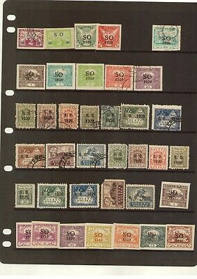 Silesia Stamps