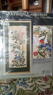 Elsa Williams Imperial Majesty Embroidery Kit REDUCED PRICE