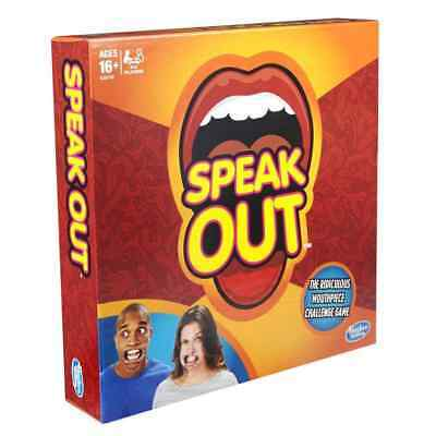 Speak Out Board Game from Hasbro Gaming C2018