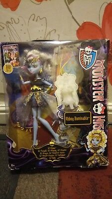 monster high 13 wishes doll exclusive new unopened