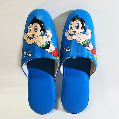 vintage Atom Astro Boy Slippers for Kids 1970s original