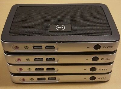 Joblot of 4x Dell Wyse T10 Thin Client