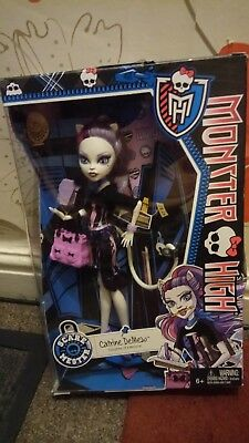 monster high doll new unopened