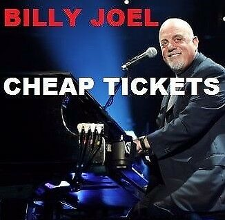 Billy Joel 20 DEC 2017 40% DISCOUNT Concert Tickets NY Madison Square Gardens