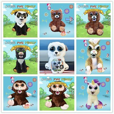 Feisty Pets Toys Funny Expression Stuffed Animal Doll For Kids Cute Christmas AE