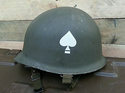 World War 2 US 101st Airborne Helmet (Band of Brothers/Saving Private Ryan) SALE