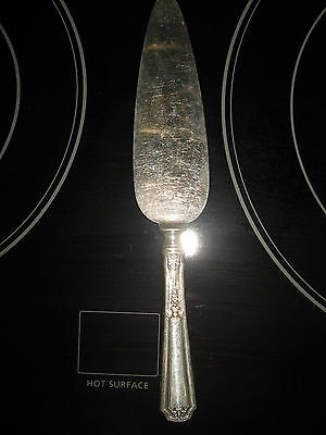 VINTAGE 1924 TOWLE LOUIS XIV STERLING HANDLED Pie Server