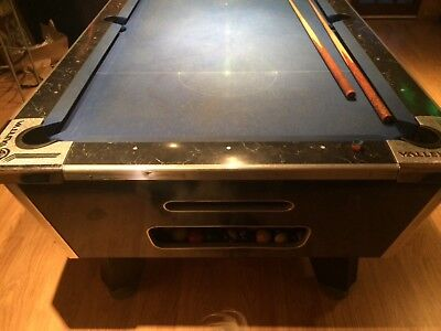 American style pool table