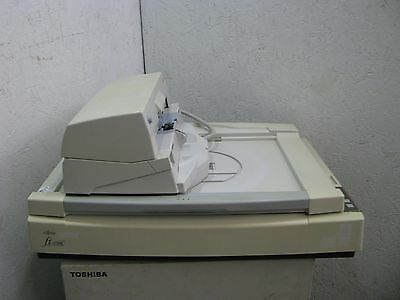 Lot of 21 Fujitsu fi-5750C Flatbed Scanner Tested Working All Missing Trays