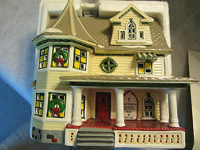 Dept 56 The Doctor's House - Snow Village - #51438  (1017)