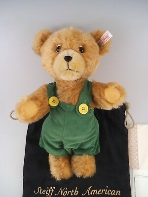 Steiff Teddy Corduroy 681196 North America Edition 2008 (1048)