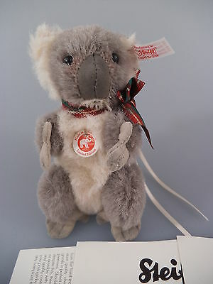 Steiff Barry the Koala Bear 681882 - komplett mit KFS - Limited US Edition (225)