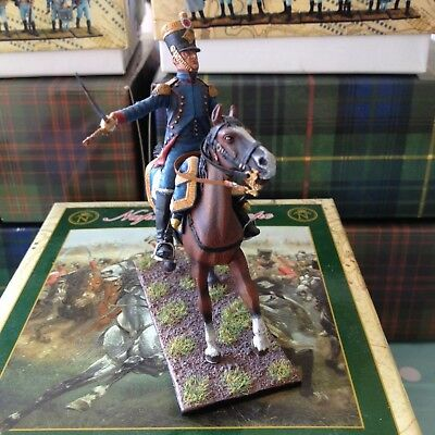 First Legion NAP 20 mounted French Artillery Officer with damage