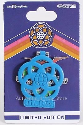 NEW DIsney Parks Epcot 35th Anniversary Countdown Universe of Energy Pin LE 3000