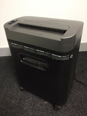 Amazon Basics 7 to 8 Sheet Cross-Cut Paper and Credit Card Office Shredder