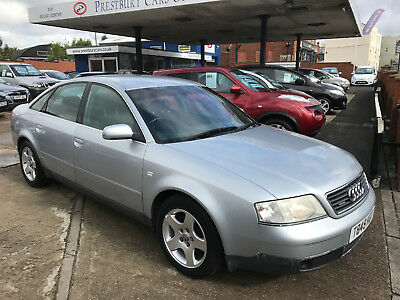 1999 Audi A6 2.8 Quattro.Silver,family owned from new.