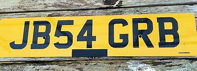 JB54 GRB plate for sale