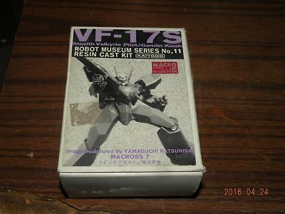 Kaiyodo Macross 7 Robotech 1/144 Vf-17S  Battloid Stealth  Valkyrie Resin Kit