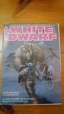 White Dwarf Magazine Issue 62