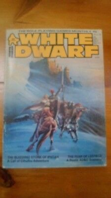 White Dwarf Magazine Issue 60