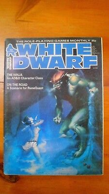 White Dwarf Magazine Issue 59