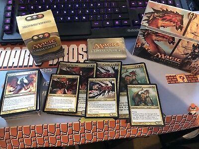 Heavenly Inferno Magic The Gathering Commander Deck