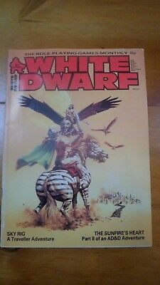 White Dwarf Magazine Issue 57