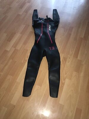 2XU T:2 T2 Wetsuit medium VGC Triathlon Outdoors Open water Swimming