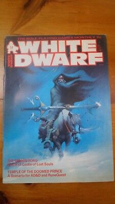 White Dwarf Magazine Issue 54