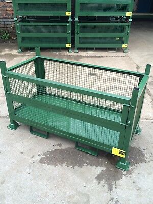 Steel Stillage , Metal Pallet , Stackable , Storage Container