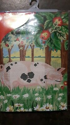 Anchor Tapestry Kit - In The Orchard