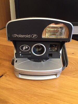 Polaroid Camera P600 (In Full Working Order In Original Box With Instructions)