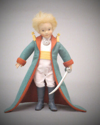 R. John Wright Le Petit Prince Collectible Doll USA Made