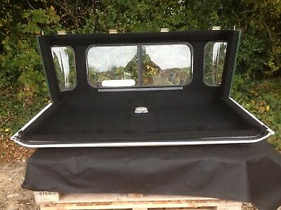 Defender 90 110 Truck Cab with full trim & headlining & all fixings Postage?????