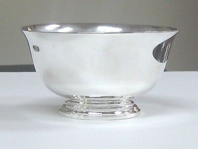 Small Vintage Estate Georg Jensen Sterling Silver Revere Bowl #387