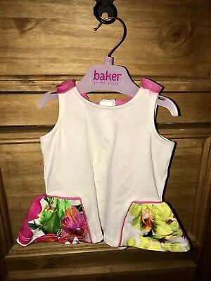 Baby Girl🌷TED BAKER🌷Top 0-3 Months BNWT