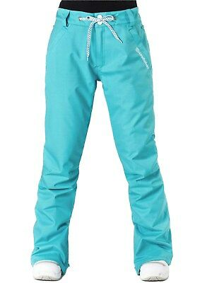 Horsefeathers Heather Curacao Pat Womens Snowboarding Pants