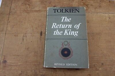 Lord of the Rings Return of the King - Revised - 2nd Edition 4th Impression 1969