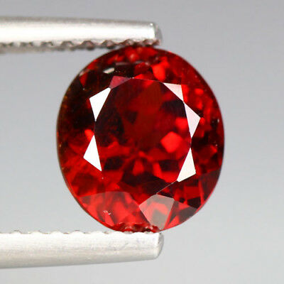 2.76 Cts_World Class Very Rare Gemmy_100 % Natural Spessartite Garnet_Srilanka