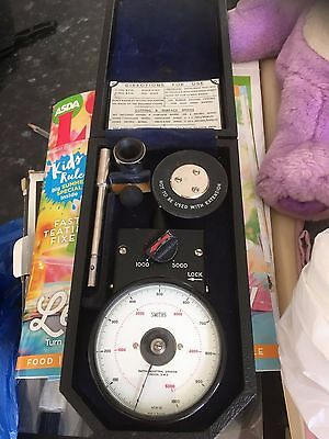 Vintage Smiths Industrial Tachometer ATH 10, [ REDUCED ]