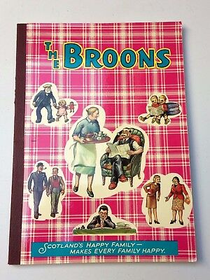 Vintage The Broons Annual1974 D C Thomson