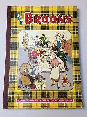 Vintage The Broons Annual1971 D C Thomson